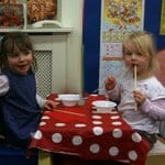 Chinese New Year at Happy Bunnies Child Care School